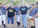 WC softball has Senior Day
