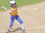 9-10-year-old Little League Softball All-Stars