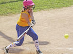 11-12-year-old Little League Softball All-Stars