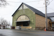 "<div class=""source"">Brent Schanding</div><div class=""image-desc"">WILLISBURG — Work continues on the renovation of the former Willisburg Baptist Church in downtown Willisburg. The 104-year-old building was purchased by Larry Boblett, who plans to transform the old sanctuary into a  gathering area for senior citizens. Willsburg Mayor Pat Kirsch said seniors will be able to convene there daily for coffee and chats. The Willisburg landmark will also likely house a medical center and space for two apartments. </div><div class=""buy-pic""><a href=""/photo_select/13868"">Buy this photo</a></div>"
