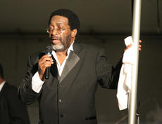 """<div class=""""source"""">Jeff Moreland</div><div class=""""image-desc"""">Chuck Cockerham of Bill Pinkney's Original Drifters sang a classic during Saturday night's concert at Idle Hour Park.</div><div class=""""buy-pic""""><a href=""""/photo_select/1386"""">Buy this photo</a></div>"""