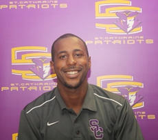 "<div class=""source"">Photo by SCC Sports Information</div><div class=""image-desc"">Senior center Travis Wilkins compiled a triple-double against Cumberland last week. The 6-8 Spartanburg, S.C. native has played four games for the Patriots this season and is shooting 69 percent from the field.</div><div class=""buy-pic""></div>"