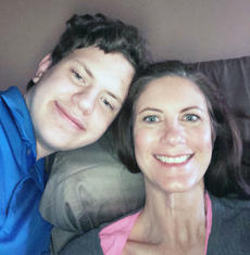"""<div class=""""source""""></div><div class=""""image-desc"""">Keith Vanover (left) pictured with his mom Kate Essex (right).</div><div class=""""buy-pic""""><a href=""""/photo_select/26476"""">Buy this photo</a></div>"""