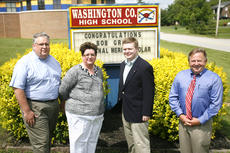 "<div class=""source"">Jesse Osbourne</div><div class=""image-desc"">Bob Grider is the second National Merit Scholar this year at Washington County High School. Grider is pictured with his parents, Jerry and Inez, and Washington County High School Principal Paul Terrell, right.</div><div class=""buy-pic""><a href=""/photo_select/8834"">Buy this photo</a></div>"