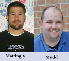 """<div class=""""source""""></div><div class=""""image-desc"""">Bobby Joe Mattingly and Scott Mudd have been named as the first two assistant coaches on the staff of Eric Sagrecy, the new head coach of the Washington County High School football team.</div><div class=""""buy-pic""""><a href=""""/photo_select/8521"""">Buy this photo</a></div>"""