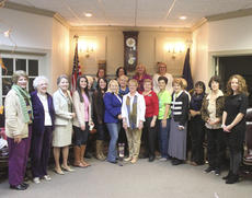 """<div class=""""source"""">Photo by Brandon Mattingly</div><div class=""""image-desc"""">The Business and Professional Women's Club, members in attendance pictured above, held its annual breakfast on Friday at Springfield City Hall to honor its 2013 award winners. The three awards handed out were 2013 Woman of the Year, 2013 Women of Achievement and the 2013 Business Equity Award.</div><div class=""""buy-pic""""><a href=""""/photo_select/15247"""">Buy this photo</a></div>"""
