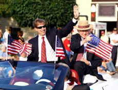 """<div class=""""source"""">Jeff Moreland</div><div class=""""image-desc"""">Sen. Dan Kelly, a Lt. Col. in the U.S. Army, and his father, Col. Arthur Kelly, U.S. Army (retired), were the grand marshals in the Independence Day parade Friday evening in Springfield.</div><div class=""""buy-pic""""><a href=""""/photo_select/2065"""">Buy this photo</a></div>"""