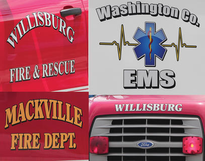 The parade started with emergency responders from throughout the county. Willisburg Fire and Rescue, Washington County EMS, Mackville Fire Department, and the Willisburg Fire Department. The Washington County Sheriff's Office  also was involved and helped with traffic control.