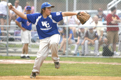 Michael Chastain put in work against Adair County on Saturday.